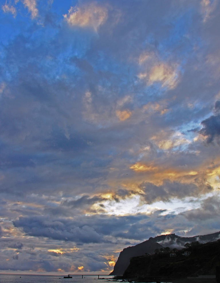 cloudy sky photoshop