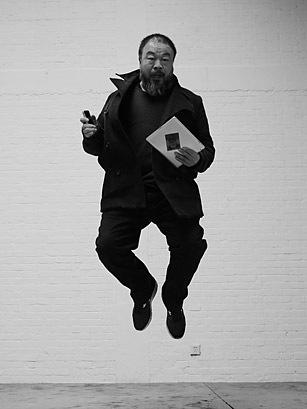 1-Ai Weiwei self portrait