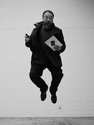 1-Ai Weiwei self portrait