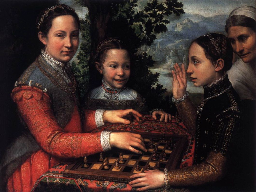 the-chess-game-by-sofonisba-anguissola