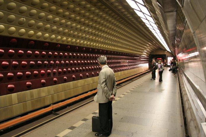 Praha_Metro_Flora_platform