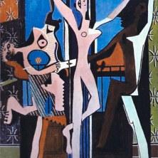 Picasso, 3 Dancers 1925