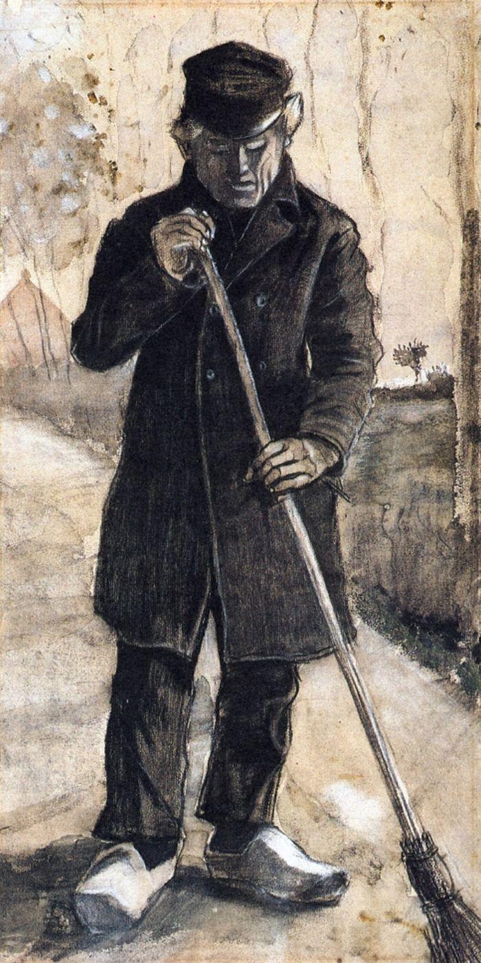 a man with a broom VvG.jpg