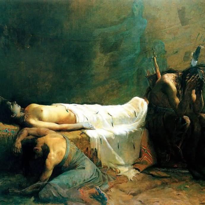 Death of Minnehaha