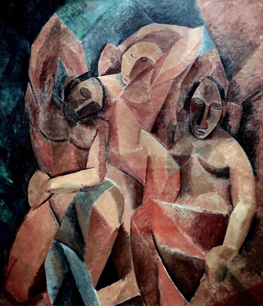 trois femmes 1907