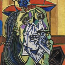 Weeping Woman 1937 Pablo Picasso 1881-1973