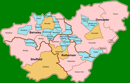 S Yorkshire