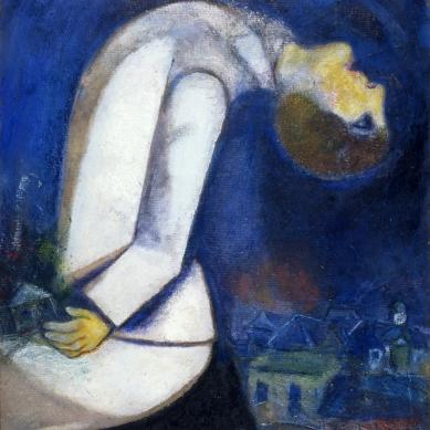 Camptocormia - Chagall