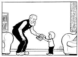 grandpa broon