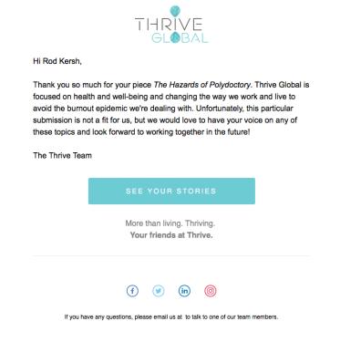 thrive screen shot