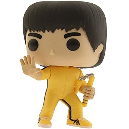 bruce lee pop doll