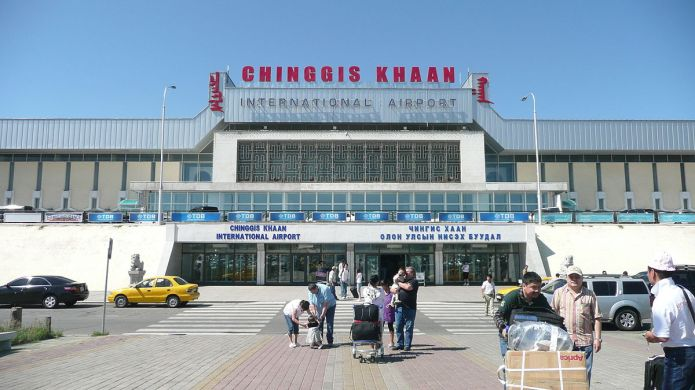 Chinggis Khan international airport