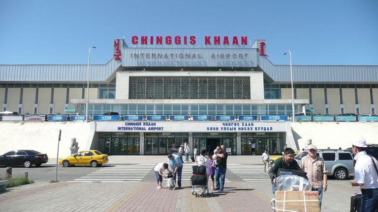 Chinggis Khan international airport