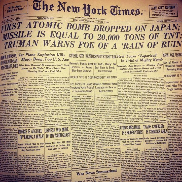 mokusatsu 7 August 1945