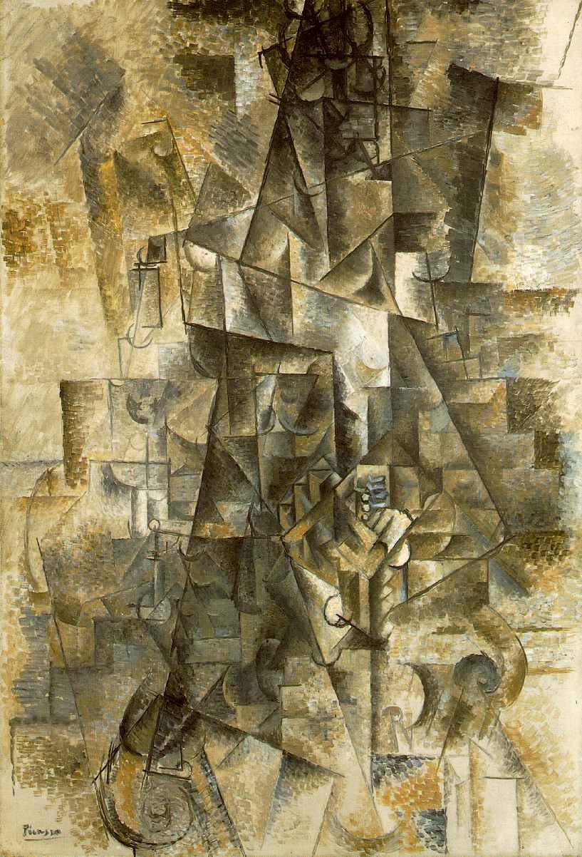 Picasso_-LAccordéoniste