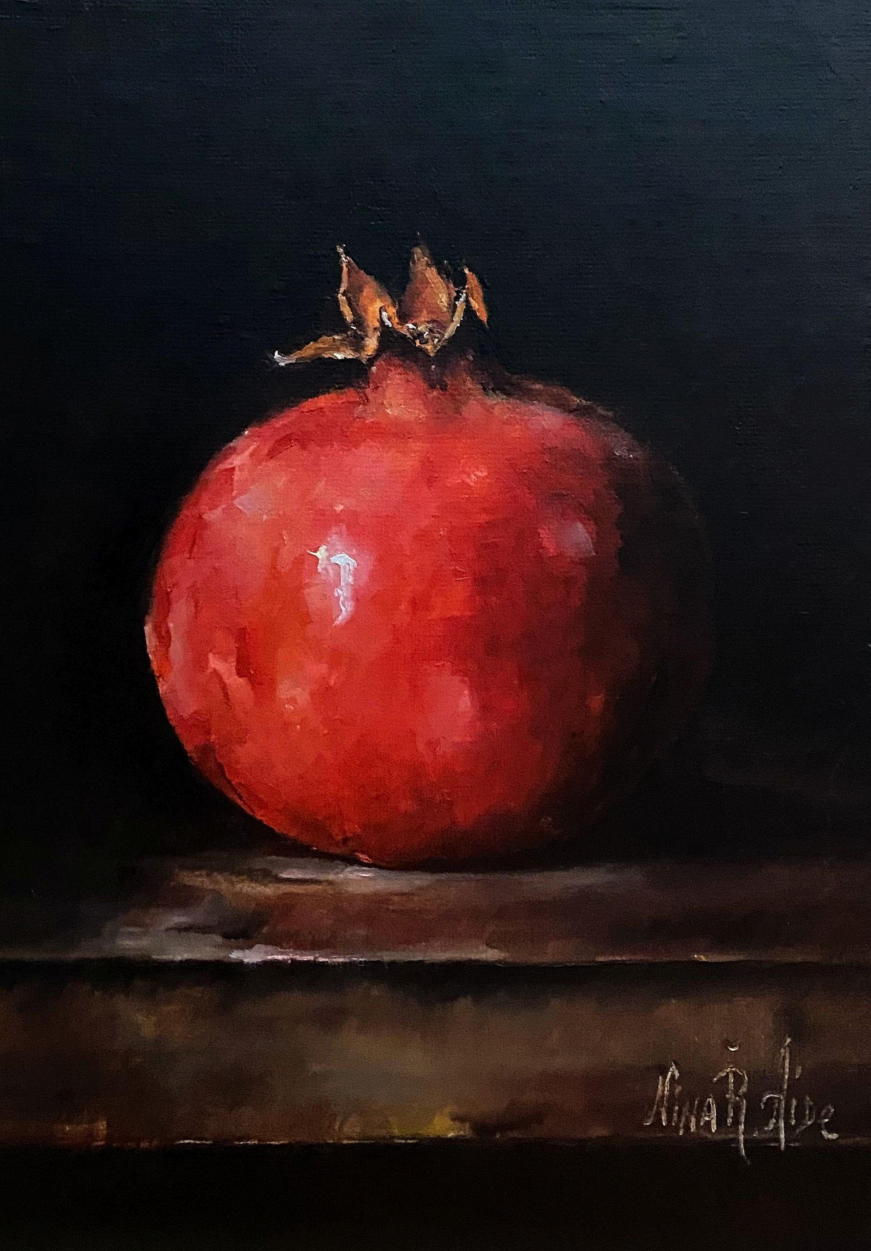 nina r aide pomegranate